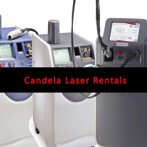 rent candela laser