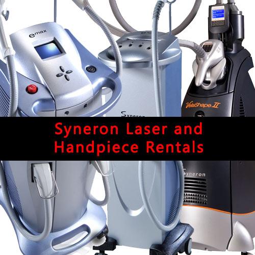 rent syneron laser