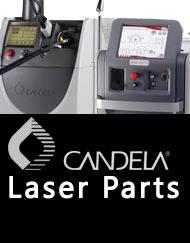 Candela Laser Parts