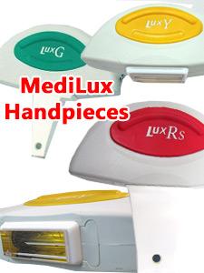 medilux handpieces