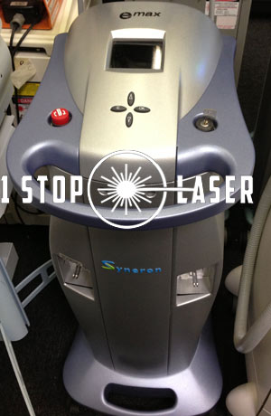 rent syneron emax laser