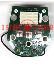 velashape large handpiece button board