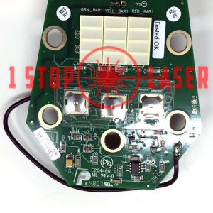 velashape large handpiece button board