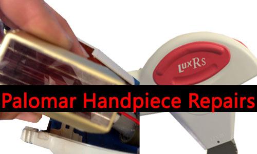 palomar handpiece repair